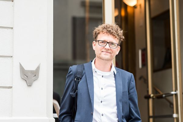 Franz-Xaver Leonhardt – Co-Direktor Hotel Krafft Basel