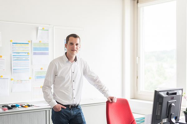 Beat Bührer – Product Manager Foodservice Haco AG Gümligen