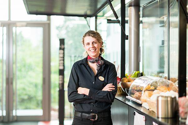 Daniela Wyss – Betriebsassistentin UNIESS Bistro Bar Lounge Bern