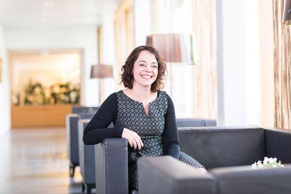 Jeannine Ryser – Geschäftsleitung Residenz Vivo AG Köniz