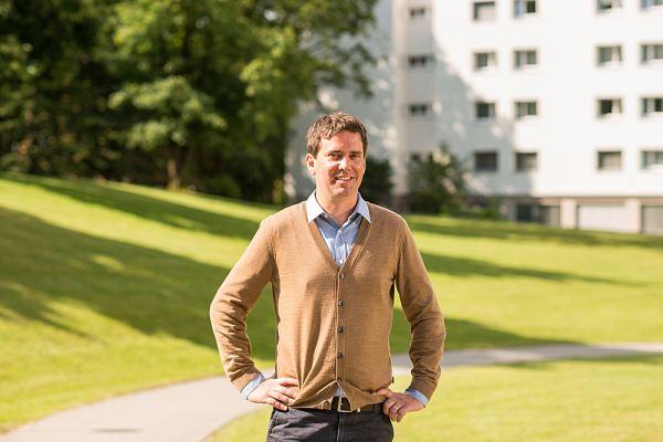 Matthias Eichenberger – Projektmitarbeiter Hotellerie/Gastronomie Lindenhofgruppe Bern