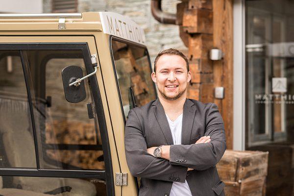 Patrick Eugster – Managing Director / Gastgeber Erlebnis Waldegg