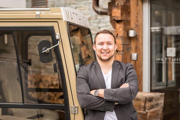 Patrick Eugster – Managing Director Hotel Matthiol Zermatt