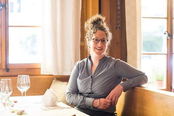 Sabine Vogt – Geschäftsführerin Bio Schwand AG Münsingen