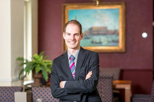Samuel Meier – Direktor Hotel Aarehof