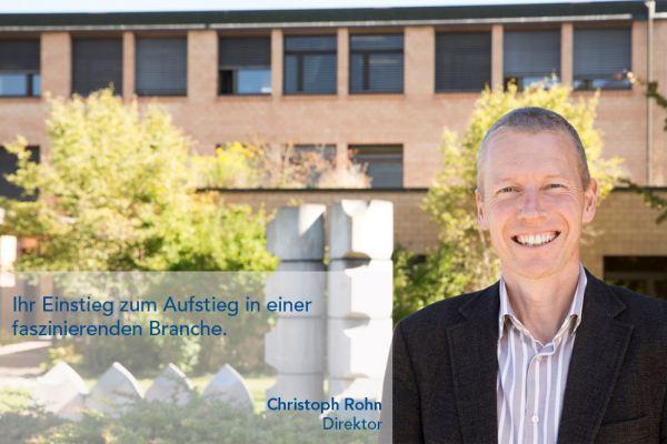 Christoph Rohn – Direktor